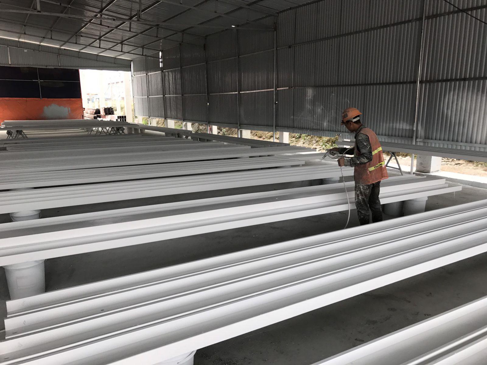 Image result for dụng cụ thi công kết cấu sắt thép