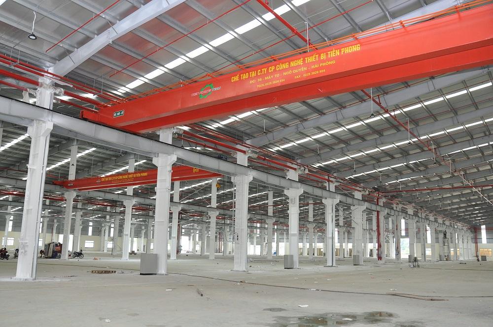 Dự án Công ty Nhựa Tiền Phong