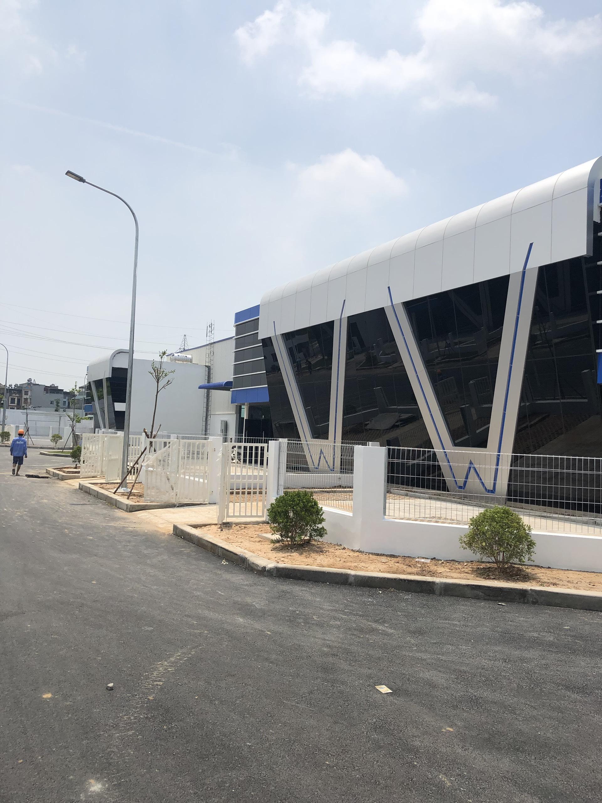 Dự án nhà xưởng BW- VSIP Bắc Ninh